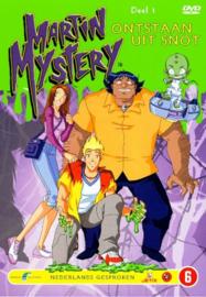 Martin Mystery 1- Ontstaan , Ontstaan Uit Snot