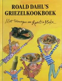 Roald dahl's griezelkookboek , Roald Dahl