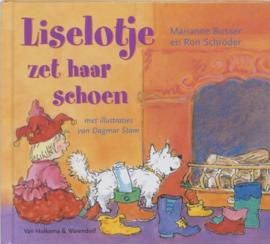 Liselotje zet haar schoen , Marianne Busser