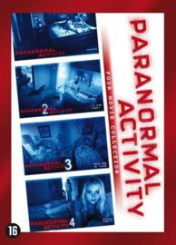 Paranormal Activity 1 t/m 4 , Katie Featherston