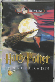 Harry Potter - Harry Potter en de steen der wijzen , J.K. Rowling Serie: Harry Potter