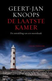 De laatste kamer de ontrafeling van een moordzaak , Geert-Jan Knoops