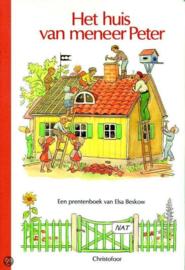 HUIS VAN MENEER PETER een prentenboek van Elsa Beskow , Elsa Beskow