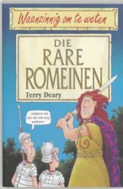 Waanzinnig om te weten - Die rare Romeinen Waanzinnig om te weten - serie , T. Deary