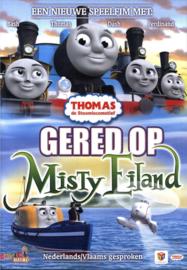 Thomas De Stoomlocomotief - Gered Op Misty Eiland Regisseur: Greg Tiernan