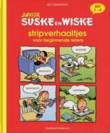 """""""Suske en Wiske Junior - Suske En Wiske AVI 1-4"""" stripverhaaltjes voor beginnende lezers avi 1-4 , Willy Vandersteen Suske en Wiske"""
