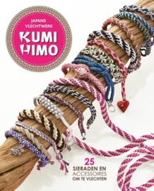 Kumihimo Japans vlechtwerk; ruim 25 sieraden en accessoires om te vlechten , Lindsey Tricot