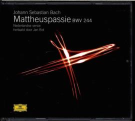 J.S. Bach: Mattheuspassie , Marcel Beekman  , Jan Rot