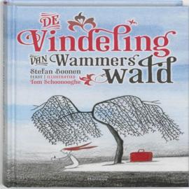 De vindeling van Wammerswald over een aangespoeld meisje, elf zonen, sakkersnotter, Mathilda, een beer, superdozers, tante idaliek, een donderkrak, spoken en een dorpje , Stefan Boonen