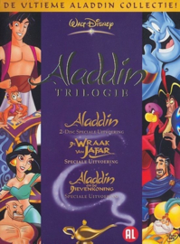 Aladdin Trilogie Speciale Uitgave , The Walt Disney Company (Benelux) B.V.