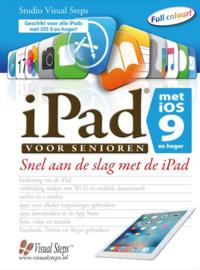 iPad voor senioren met iOS 9 snel aan de slag met een iPad , Studio Visual Steps