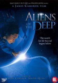 ALIENS OF THE DEEP DVD NL/FR