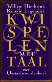 Kwispelen met taal , Willem Hietbrink