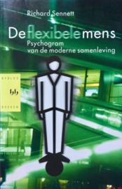 De Flexibele Mens psychogram van de moderne samenleving , Richard Sennett  Serie: Rainbow paperback