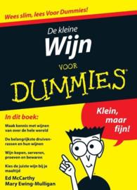 De Kleine Wijn Voor Dummies , Ed Mccarthy Serie: Voor Dummies