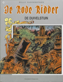 """""""De Rode Ridder 158 - De duivelstuin"""" , Willy Vandersteen Serie: De Rode Ridder"""