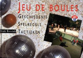 Jeu de boules geschiedenis, spelregels, tactieken ,  Henk Reesink