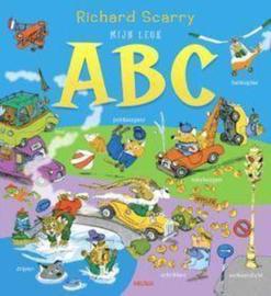 Scarry mijn leuk ABC Een speels en leerrijk boek waar kinderen nooit genoeg van krijgen! , Richard Scarry