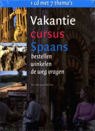 Prisma Vakantiecursus Spaans (luisterboek) luisterboek ,  R. Collicchia