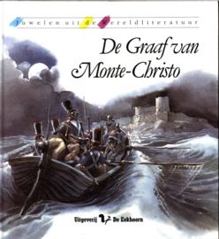 Juwelen uit de wereldliteratuur De graaf van Monte-Christo , Alexandre Dumas  Serie: Juwelen uit de wereldliteratuur