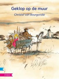 Zoeklicht Dyslexie - Geklop op de muur Zoeklicht dyslexie , Christel van Bourgondie  Serie: Zoeklicht Dyslexie