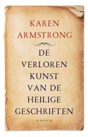 De verloren kunst van de heilige geschriften , Karen Armstrong