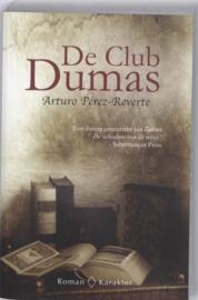 De club Dumas , of De schaduw van Richelieu, Arturo Pérez-Reverte