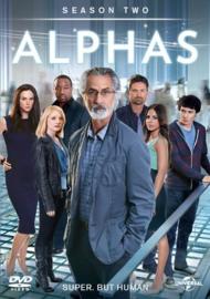 Alphas - Seizoen 2 , David Strathairn