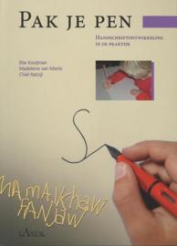 Pak je pen handschriftontwikkeling in de praktijk, theorieboek ,  Else Kooijman