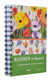 Bloemen in aquarel een geïllustreerd handboek voor beginners en gevorderden ,  Claire Waite Brown