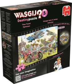 Wasgij Destiny 5: Tijdreizen! 950 stukjes , Jumbo