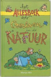 Het Allesboek over overleven in de natuur , M. Min