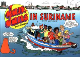 Jan,Jans en de kinderen in Suriname , J. Kruis