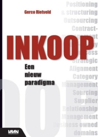 Inkoop, een nieuw paradigma winnaar managementboek van het jaar 2010 , Gerco J. Rietveld
