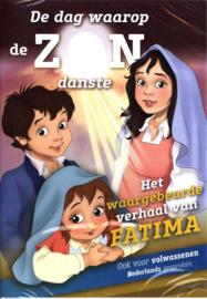 De dag waarop de zon danste - Het waargebeurde verhaal van Fatima (Animatie over Maria verschijning in Portugal, 1917)