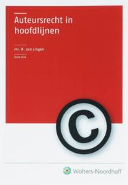 Auteursrecht in hoofdlijnen ,  N. van Lingen