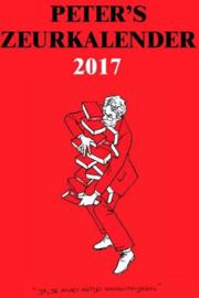 Peter's Zeurkalender 2017 , Peter van Straaten