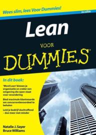 Lean voor Dummies , Natalie J. Sayer Serie: Voor Dummies