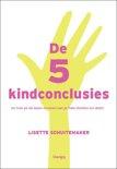 De 5 kindconclusies en hoe ze de basis vormen van je hele denken en doen , Lisette Schuitemaker