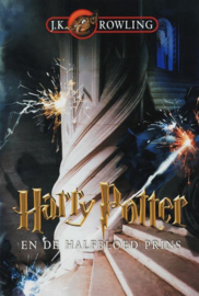 Harry Potter 6 - Harry Potter en de halfbloed Prins ,  J.K. Rowling Serie: Harry Potter