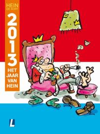 2013 het jaar van Hein , Hein de Kort