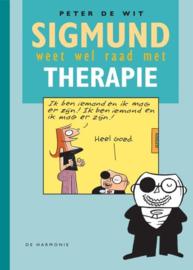 Sigmund weet wel raad met therapie , Peter de Wit