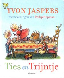 Ties en Trijntje , Yvon Jaspers Serie: Ties En Trijntje