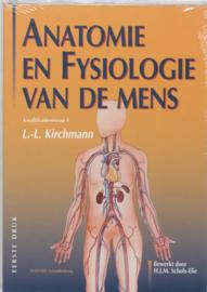 Anatomie en fysiologie van de mens Kwalificatieniveau 4 MBO , L.L. Kirchmann