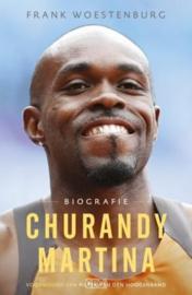 Biografie Churandy Martina ik ben blij , Frank Woestenburg