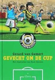 Gevecht om de cup , Gerard van Gemert Serie: De Voetbalgoden