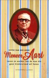 Meneer Aart (beige/oranje omslag) , S. Van Der Hoek
