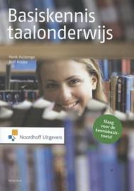 Basiskennis taalonderwijs , Henk Huizenga