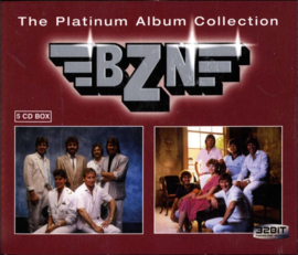BZN The Platinum Album Collection Artiest(en): B.Z.N.
