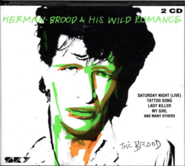 Brood -2cd- ,  Herman Brood & His Wild Romance